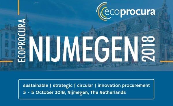 RREUSE at the international forum on public procurement ECOPROCURA 2018