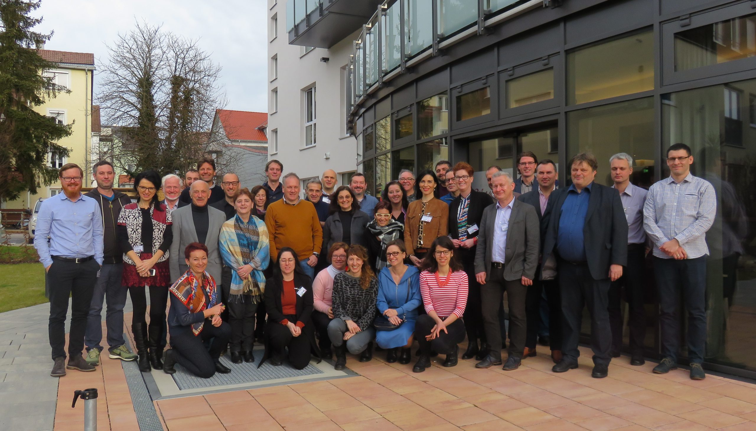 The SURFACE project: More re-use in Central Europe!