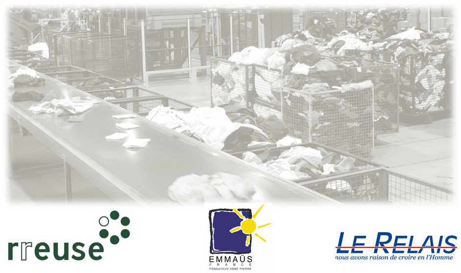 2nd international social enterprise workshop on management of used textiles 10-11 December, Soissons, France